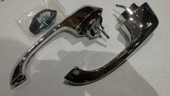 outside door handle complete kit (pr) 70-72 Chevy Chevelle El Camino Malibu SS