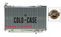 08 09 Pontiac G8 GT Cold-Case aluminum performance radiator # LMG5005