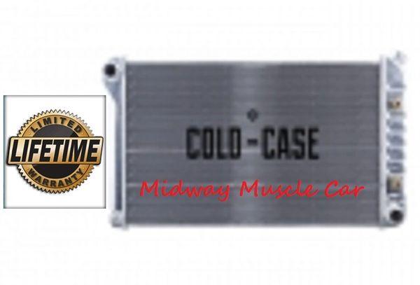 70-81 Chevy Camaro Cold-Case aluminum radiator w/ auto trans # RPE545ATF