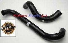 05 06 Pontiac GTO LS2 Cold-Case Silicone Radiator Hose Kit - BLACK # LMP5032K
