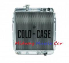 63 64 65 Mercury Comet Cold-Case V8 aluminum performance radiator # RPE564-comet RPE564a-comet