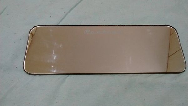 PONTIAC accessory vanity visor clip-on mirror GTO Grand Prix Bonneville 59-70