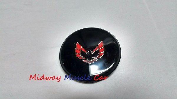 formula steering wheel RED emblem 70-81 Pontiac Firebird Trans Am Firebird