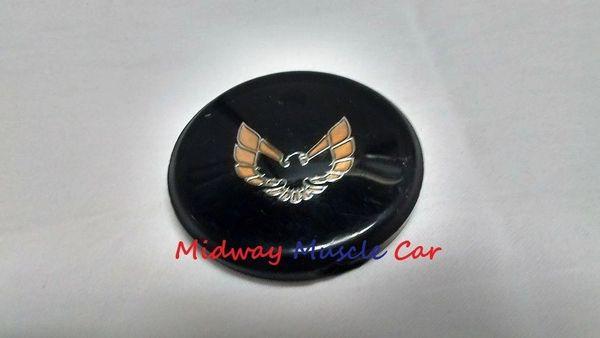 formula steering wheel GOLD emblem 70-81 Pontiac Firebird Trans Am Firebird