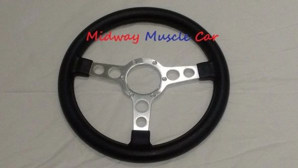 formula steering wheel silver spoke 70-81 Pontiac Firebird Trans Am Firebird