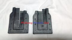 A-body Quarter Door Jamb Window U- Seals 66 67 Chevelle Cutlass Skylark GTO