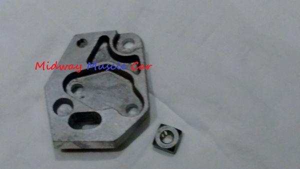 muncie 4 spd shift hurst shifter plate 64 65 66 Pontiac GTO Lemans m20 m21 m22