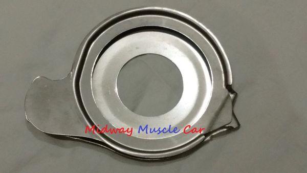 stainless steel water pump plate (pr) 64-68 Pontiac GTO Firebird 421 400 389