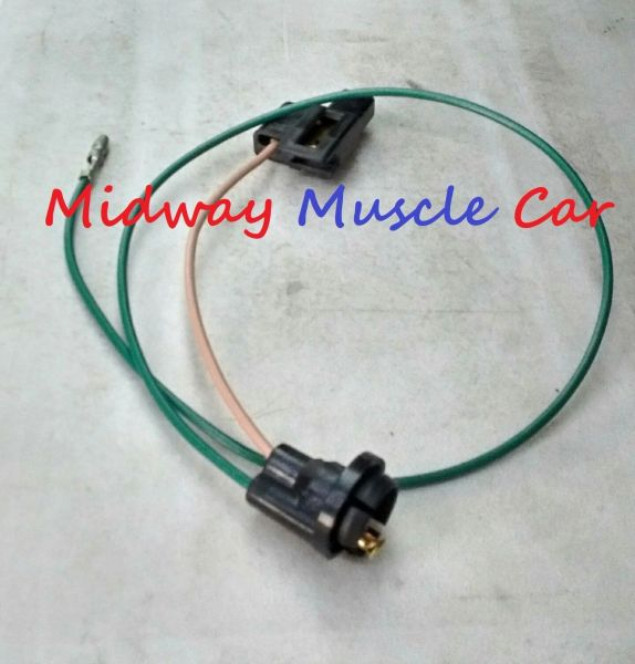 parking brake warning light wiring harness 66 Pontiac GTO LeMans Tempest 1966