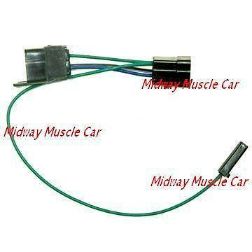 NEW rally gauge temp sensor harness Pontiac GTO T/A G/P