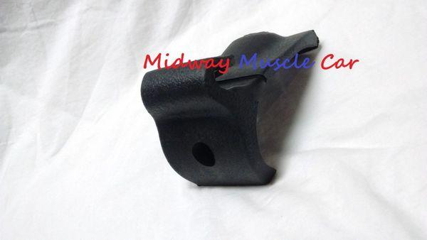 convert rear view mirror bracket cover 68-72 Chevy Pontiac Chevelle GTO Skylark
