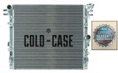 07-17 Jeep JK Wrangler Cold-Case aluminum performance radiator