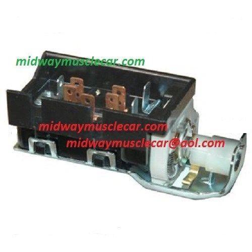 headlight switch Chevy corvair chevrolet nova buick skylark impala gmc