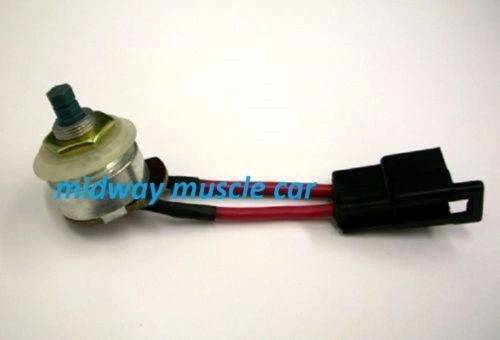 69 Chevy Corvette windshield wiper Override Switch with A/C