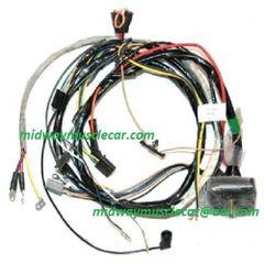 71 72 73 74 engine wiring harness Chevy Corvette 454 350 vette stingray vet