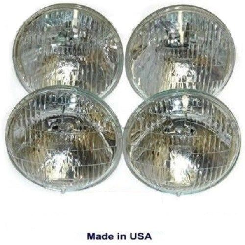 68 69 70 71 T-3 T3 HEADLAMP HEADLIGHT SET gto chevelle chevy pontiac olds 442 GS