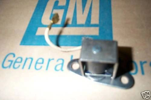 TH400 kickdown solenoid GTO CHEVELLE 442 GS Chevy Vette