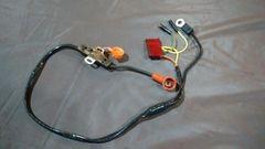 71 Ford Mustang alternator to voltage regulator wiring harness V8 w/instruments