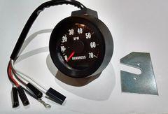 blinker tachometer 67 Chevy chevelle malibu el camino 6000 rpm tach