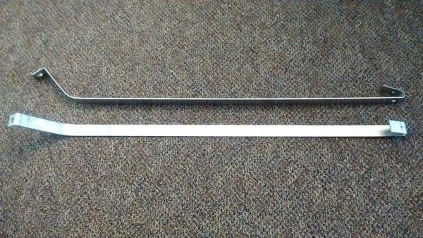 fuel gas tank straps 68 69 70 71 72 GTO Cutlass Chevelle GS 442 strap kit