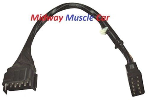 front light extension wiring harness with power brake 64 Chevy Chevelle Malibu