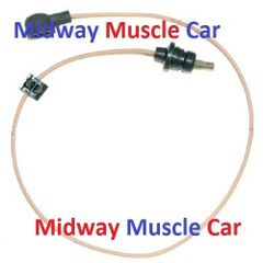 fuel gas tank level sender sending unit wire wiring harness 78-81 Camaro T/A