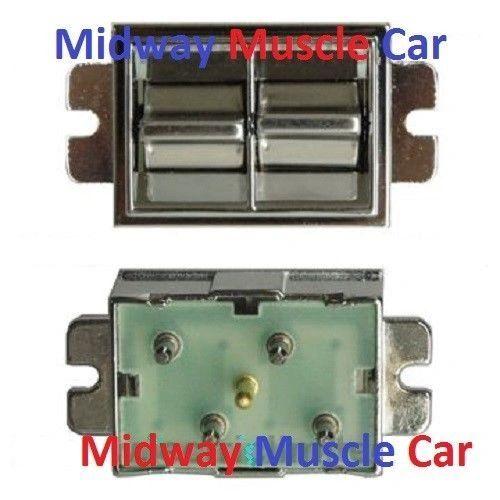 power window switch 63 64 65 66 67 Chevy Corvette
