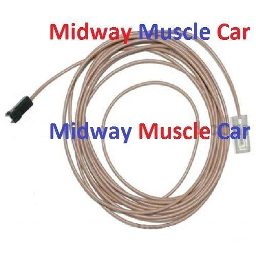 67 gmc wiring harness fuel gas tank level sender sending unit wire wiring harness 67 72  fuel gas tank level sender sending unit