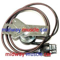 64 manual trans backup lamp reverse light switch Chevy Olds Nova Chevelle 442
