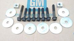 body mount bolt kit 64-72 Chevy Pontiac Buick Olds 442 GS cutlass GTO Chevelle