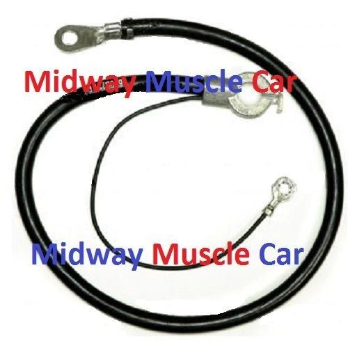 spring ring negative battery cable 68 69 70 V8 Olds Cutlass 442 F85