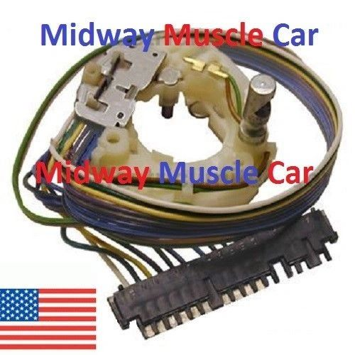 turn signal switch 69-76 Chevy Chevy Corvette with tilt & telescopic wheel