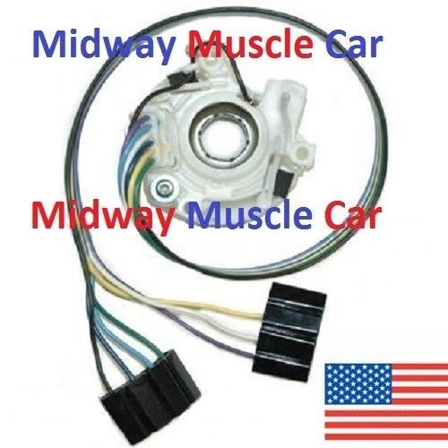 turn signal switch 64-66 Chevy Chevy Corvette Impala Corvair 64 65 Nova w/o tilt