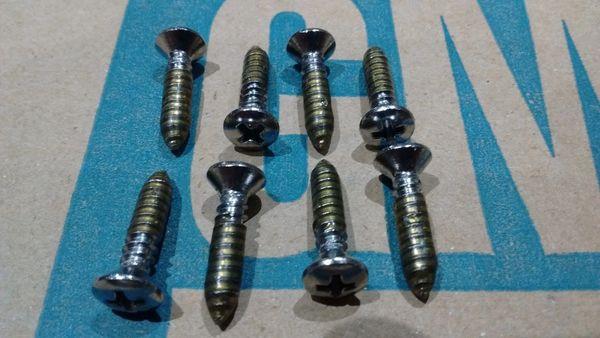 correct door sill screws 64-72 Chevy Pontiac Olds Buick Cutlass GTO Chevelle