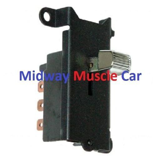 windshield wiper switch w/ recessed wipers 69 70 71 Chevy Chevelle El Camino