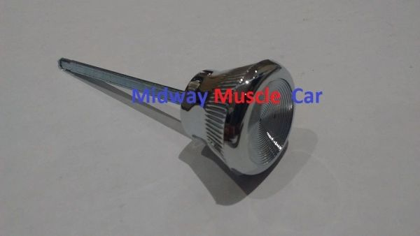 headlight lamp light switch knob 67-72 Pontiac GTO & 67-69 Firebird