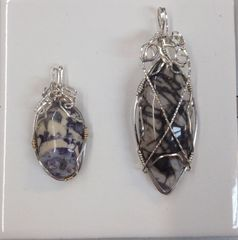 Wire Wrapping Jewelry Class Feb 13 6-8:30