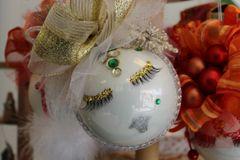 "Valentines Day Ornament ""White"" By Nanette Boerding"
