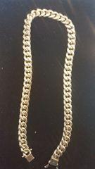 10KT Solid Miami Cuban Chain
