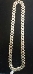 10KT Gold Turkish Hollow Miami Cuban Chain