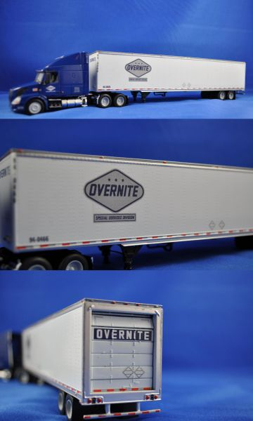 DCP OVERNITE FREIGHT / UPS