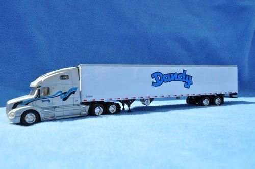 DG PRODUCTIONS DANDY TRUCKING 1/64 SCALE