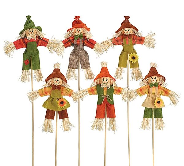 Scarecrow - ADD TO CANDY BEAR BOUQUET