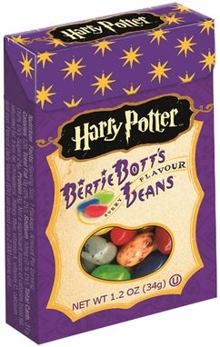 Harry Potter Bertie Bott's Beans - ADD TO CANDY BEAR BOUQUET