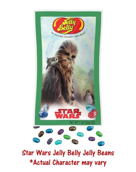 Star Wars Jelly Belly - ADD TO CANDY BEAR BOUQUET
