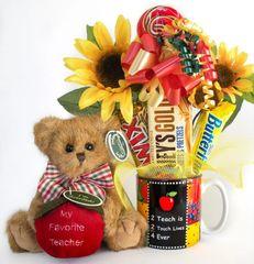 Teacher Candy Bear Bouquet Beary Best Teacher