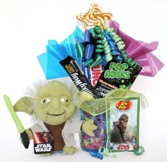 Star Wars Candy Bear Bouquet