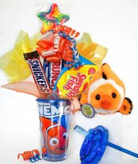 Finding Nemo Candy Bear Bouquet