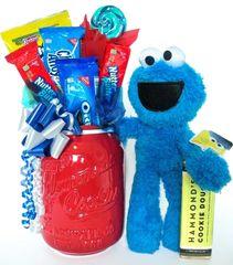 Love Monster Cookie Monster Cookie Bouquet