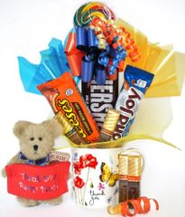 Thank You Candy Bear Bouquet Thank You Beary Much